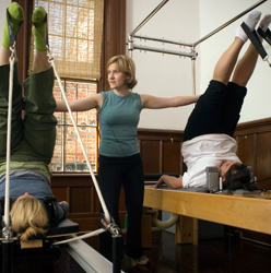 Pilates Appointments Duets